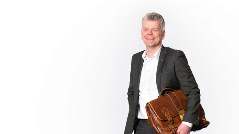 """Willem Veldhoen over traineeship JUMP: """"Gun het je medewerker én jezelf!"""""""